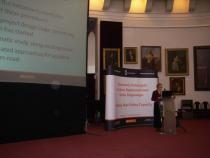 Lise Fournier du comité technique 3.2 Conception et exploitation d'infrastructures routières plus sûres de l'AIPCR
