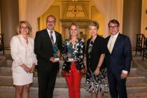 Le Prix Distinction Ville de Montréal pour son projet de Stratégie d'électrification des transports