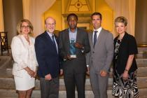 Le Prix Environnement revient à l'Université du Québec à Trois-Rivières pour le projet Camionnette utilitaire électrique
