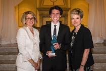 Le Prix Jeune professionnel revient à Antoine Courchesne-Normandin de la Société de transport de l'Outaouais