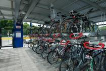 Stationnements vélo