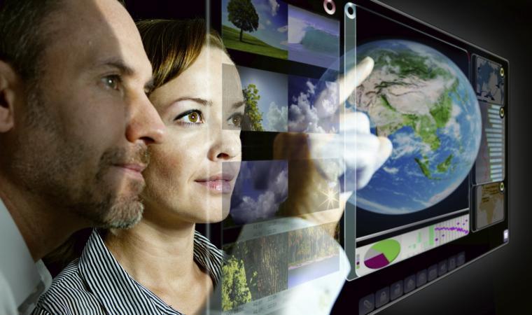 Technologie géospatiale