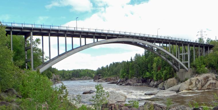 R fection du pont d 39 aluminium d 39 arvida aqtr - Grille indiciaire ingenieur principal ...